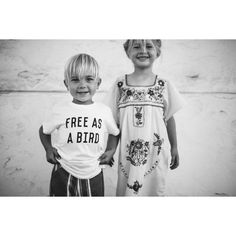Free As A Bird Tee