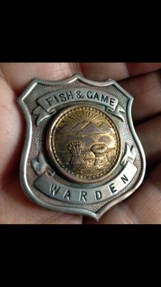 Ohio Fish and Game Warden