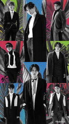 New Ideas For Wallpaper Kpop Super Junior Leeteuk, Heechul, Donghae, Siwon, K Pop, Instyle Magazine, Cosmopolitan Magazine, Nct, Programa Musical