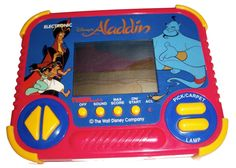 We had the Aladdin one, Beauty and the Beast one, and the 101 Dalmations one. You Know You're a Disney Kid When… Childhood Memories 90s, Childhood Toys, Aladdin Game, Forgetting The Past, Back In The 90s, Ol Days, The Good Old Days, Vintage Toys, 90s Childhood