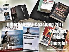 Morgen starten die Unternehmer-Coachings 2017. Ich freue mich auf meinen ersten Klienten und einen intensiven Coachingtag hier in Bielefeld. Der Schwerpunkt liegt darauf, eingefahrene Weg endlich zu verlassen und den Fokus auf Klarheit und Wachstum zu verlegen. Das wird richtig gut. Klarheit, Fokus, Energie - Unternehmer-Coaching 2017 © Mike Aßmann, Motivationstrainings 2017 #klarheit #fokus #energie #unternehmercoaching #mikeassmann #bielefeld #durchstarten #vertrauen #glaube #loslassen