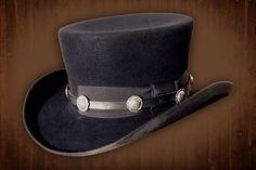 the El Dorado hat    http://www.hallys-custom-hats.com/el_dorado.html