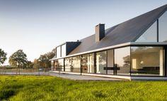 Villa, Geldrop - Metaglas