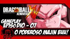 Dragon Ball Xenoverse (PC) #07 O Poderoso Majin Buu!