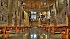 Cathedral of Our Lady of the Angels - Things to do in LA  #losangeles #architecture #travel