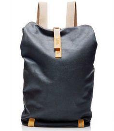 Brooks 24 L Canvas Backpack (Asphalt)
