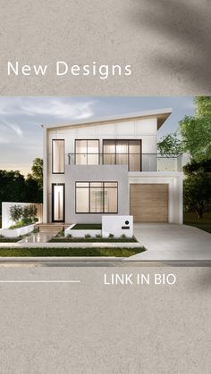 View our wide range of modern inspiring home designs! Australian home designs. House Plans 2 Storey, 2 Storey House Design, Australian House Plans, Australian Homes, Modern House Plans, Modern House Design, Custom Home Designs, Custom Homes, Style At Home