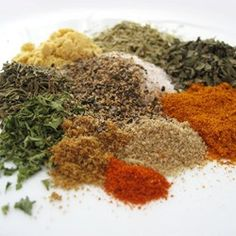 "Chicken Seasoning Blend | ""This is my favorite seasoning mix! Better than any other I've ever had, even the fancy expensive brands. I use it on chicken, pork, tilapia, salmon, shrimp...any meat or fish."""