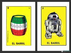 el barril: space loteria // chepo peña