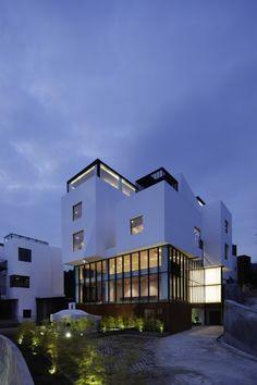 Hotel WIND / TEAM BLDG. Xiamen, Fujian, China