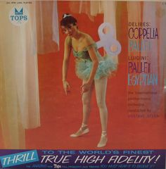Ballet Egyptian #vintage #vinyl #records