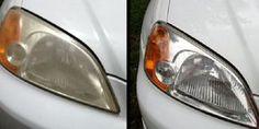 Use este truque para deixar em 10 minutos os faróis do seu carro brilhando como novos!   Cura pela Natureza