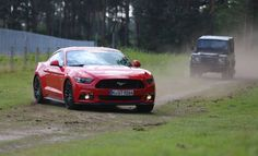 Top Gear Stig Says New Ford Mustang Best For Cunning Stunts
