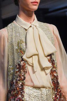 Schiaparelli at Couture Fall 2015 (Details)