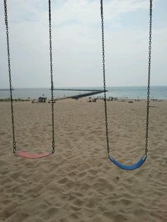 Frankfort, MI Beach