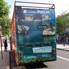 Il RoadShow di #weareinpuglia sbarca a Dublino