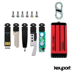 Keyport Slide 2.0 Pro Bundle - Red via @11Main