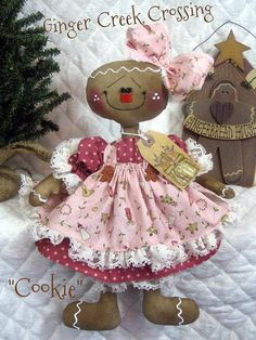 Image result for gingerbread doll