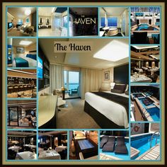Norwegian Getaway-The Haven - Luxury you deserve.It all begins at the beginning with The Haven! Priority boarding, your own designated elevator when boarding to bring you to your suite, your private paradise for your time on the Getaway. Your enclave awaits. Settle into your luxurious suite with a large balcony. Enjoy the privacy of The Haven Courtyard with two levels of private beach club ambiance and a private pool. And call upon your certified butler anytime - day or night.