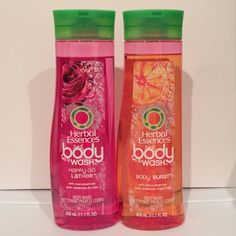 """BUNDLE Herbal Essence body wash Body wash is new and has not been used. Scents come in """"Citrus"""" and """"Rose"""". Reasonable offers accepted. No trades. Thank you for looking at my closet! Herbal Essence Accessories"""