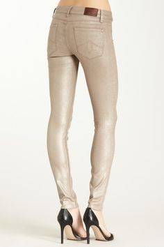 Janice Ultra Skinny Pant...I <3 that color.