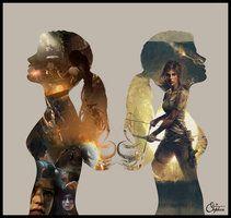 Lara Croft 79 by Orphen5