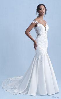 Wedding Dresses & Gowns | Disney's Fairy Tale Weddings & Honeymoons Bridal Gowns, Wedding Gowns, Cinderella Gowns, Snow Wedding, Princess Bridal, Wedding Honeymoons, Allure Bridal, White Gowns, Theme Ideas