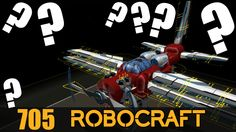 Robocraft What Robots do you have Table? Bays 70-80