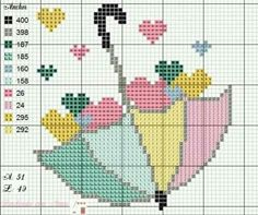 53 ideas embroidery patterns free baby punto croce for 2019 Cross Stitch Heart, Cute Cross Stitch, Cross Stitch Cards, Cross Stitching, Cross Stitch Embroidery, Wedding Cross Stitch Patterns, Modern Cross Stitch Patterns, Cross Stitch Designs, Modele Pixel Art