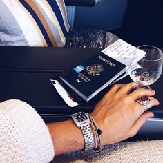 The urban mini diamond with black diamond dial is the ultimate first class travel companion. We love following travel blogger @perrirothenberg from whereisper.com for her tips on travel destinations. #MICHELEwatches #perrirothenberg #travel #diamonds