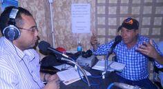 Entrevista a Henri Falcón en Vargas Hoy 91.3 FM (audío + fotos)
