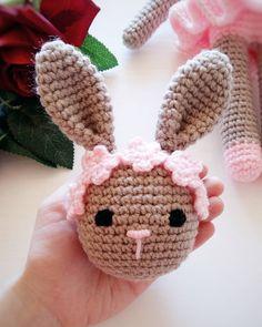 ❤❤❤ #ballerinabunny #crochetbunny #crochet #crochetdolls #crochetdoll #amigurumi #amigurumidoll #amigurumidolls #handmade #handmadedoll…