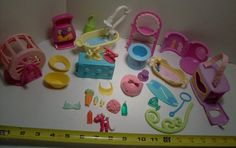 30 Piece Lot Littlest Pet Shop Pet Animals & by crownhill on Etsy