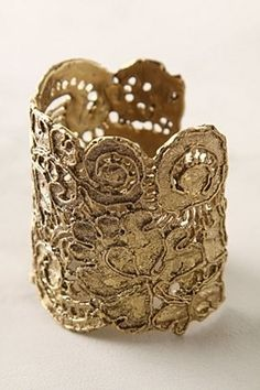 Gold cuff bracelet #bracelets #gold