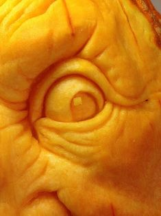 How to Carve a Realistic Face on a Pumpkin: 11 Steps (with Pictures) Pumpking Carving, Scary Pumpkin Carving, Creepy Pumpkin, Amazing Pumpkin Carving, Pumpkin Art, Pumpkin Faces, Pumpkin Crafts, Pumpkin Ideas, Carving Pumpkins
