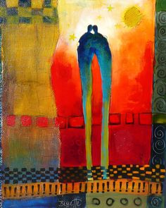 """""""Then There is You"""" by Jeanne Bessette"""