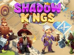 Free Game: Shadow kings