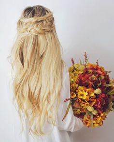nice Прически на длинные волосы (50 фото): красота своими руками