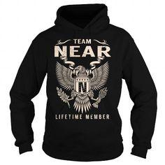 Team NEAR Lifetime Member - Last Name, Surname T-Shirt T-Shirts, Hoodies (39.99$ ==► Order Here!)