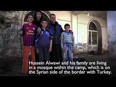 This video shows the everyday life in a transit camp in Aleppo province, next to the Turkish border. Around November 2012, 4,000 displaced people were staying in this temporary settlement -- in April 2013, there were around 10,000. Find out more: http://msf.me/18yPKlD