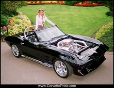 Image result for C3 Corvette Girls