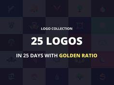 Ознакомьтесь с этим проектом @Behance: «Logo Collection with Golden Ratio 2016» https://www.behance.net/gallery/43218905/Logo-Collection-with-Golden-Ratio-2016