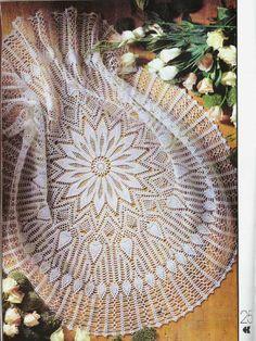 Kira crochet: pineapple