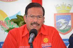 Mensaje enviado vía  WhatsApp por el Alcalde Mayor General Carlos Alcalá Cordones