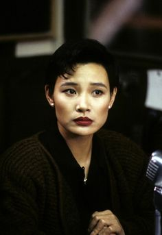 "#CINEMA: Joan Chen, actress (""The Last Emperor"", ""Twin Peaks""...), China."