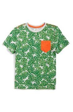 Tucker + Tate Contrast Pocket Cotton T-Shirt (Toddler Boys, Little Boys & Big Boys) | Nordstrom