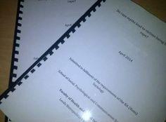 my dissertation bound edinburgh