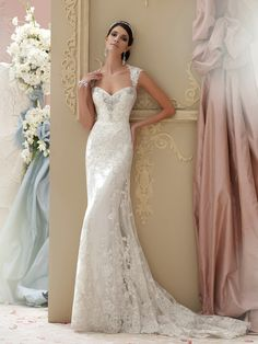 David Tutera for Mon Cheri | Bijou Bridal