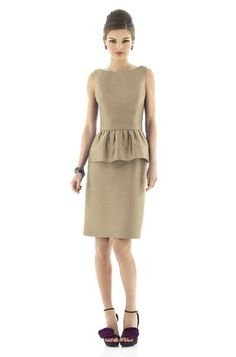 Alfred Sung D556 Bridesmaid Dress | Weddington Way