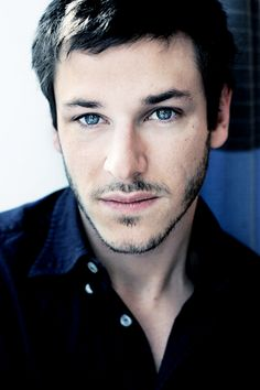 Gaspard Ulliel - French actor/model. One of the most stunningly handsome men. Gorgeous eyes and devastatingly classy.